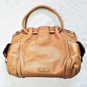 Cole Haan Village Bucket Tote Bag in Bronze